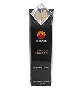 连康明资质荣誉:中国石油